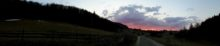 Zalazak sunca na Goliji