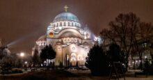 Velicanstveni Hram Svetog Save