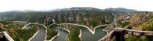 Meandri reke Uvac