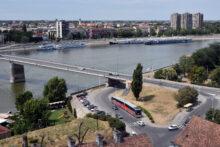 Petrovaradin i Novi Sad