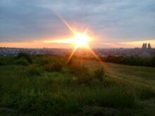 Beogradski zalazak