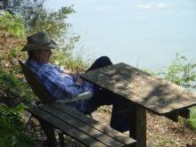 Na jezeru Ćelije