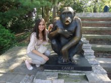 fotogenicno majmunce i ja