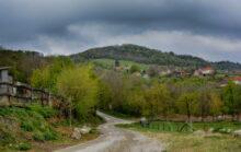 Orašac -panorama