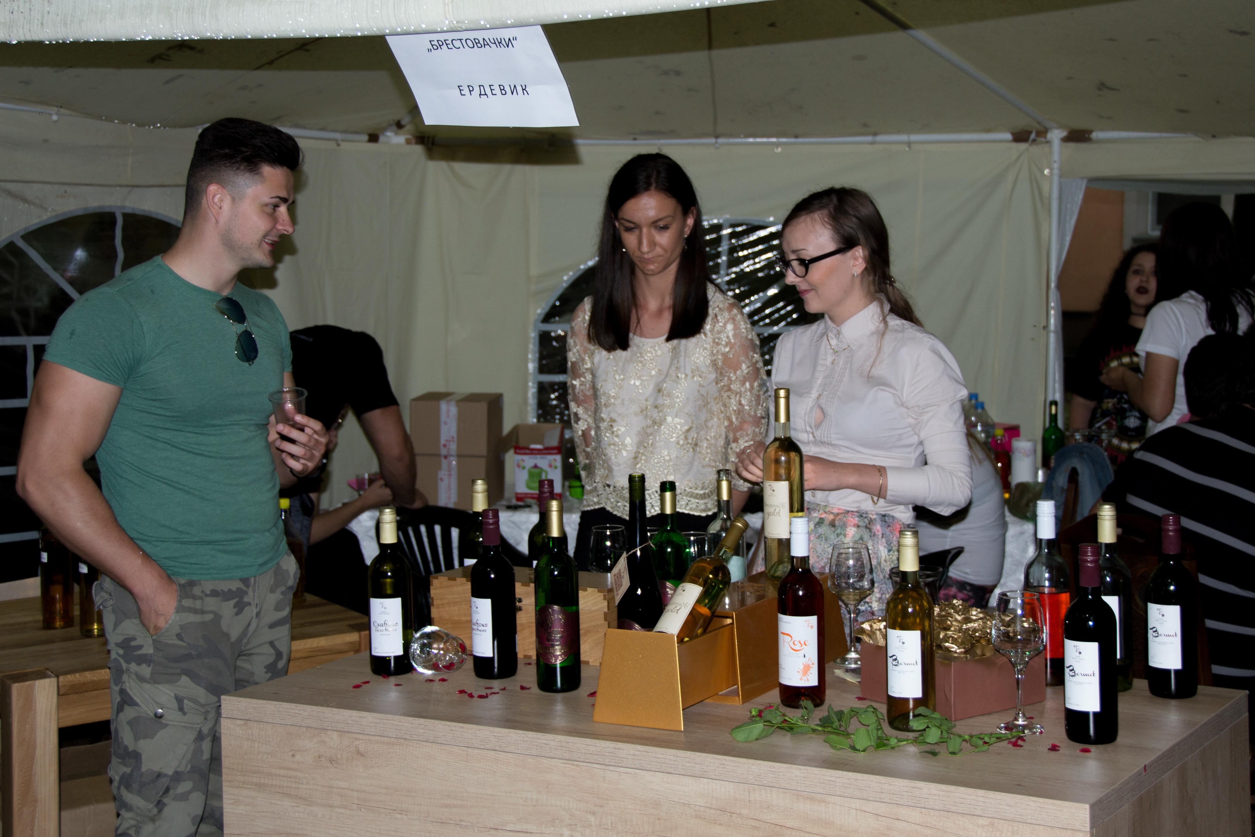 Degustagija vina na Kulenijadi u Erdeviku