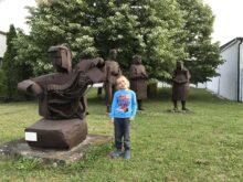 Najljepša skulptura banje Junakovic