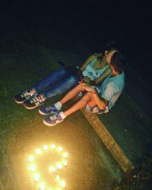 Romantično veče
