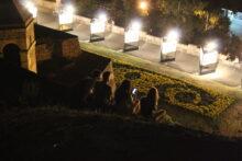 Druzenje na zidinama Kalemegdana