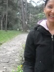 Osmeh pred polazak