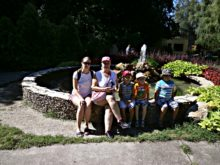 Vreli letnji dan u prirodi na Palicu