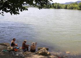 Penzionerke Sunčana reka Drina