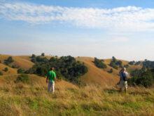 Pogled na Zagajička brda