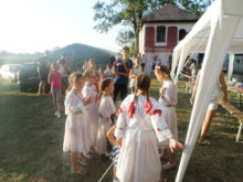 Petrovdan u Beloticu, Kula Milica od Macve
