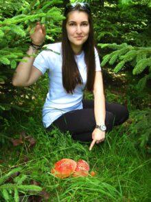 Muhara - crvena lepotica